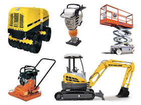 Equipment rentals in Central Nebraska